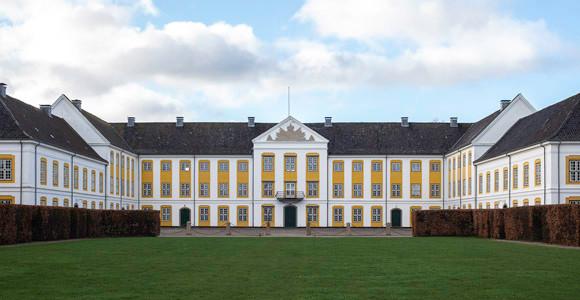 Augustenborg Slot, renoveret af Cubo Arkitekter