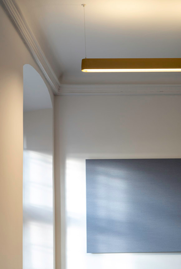 Pelée Line, design Cubo Arkitekter