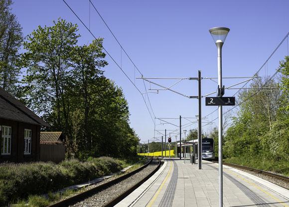 Aarhus Letbane, Assedrup, Sky Park