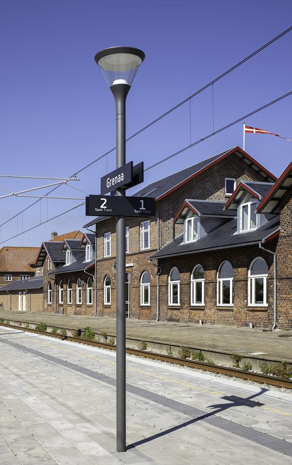 Aarhus Letbane, Grenå, Sky Park
