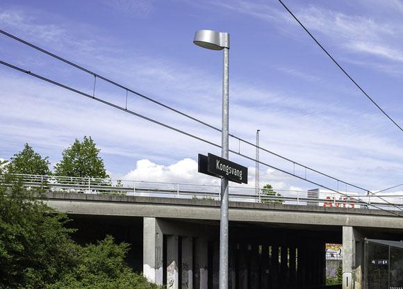 Aarhus Letbane, Kongsvang, Nyx 330