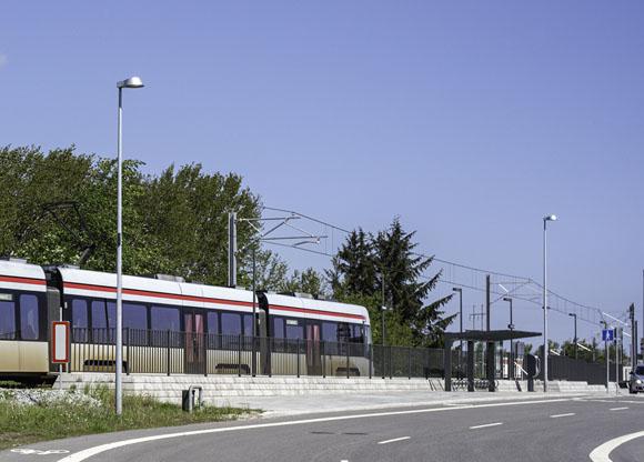 Aarhus Letbane, Hessel, Nyx 450 og Nyx 330