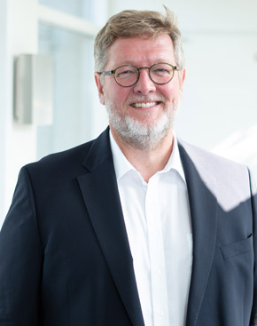 Flemming Hald, international salgsdirektør